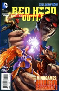 Red Hood and the Outlaws 2011 - 2015 #21
