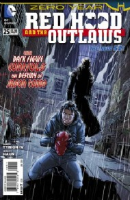 Red Hood and the Outlaws 2011 - 2015 #25