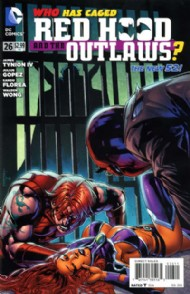 Red Hood and the Outlaws 2011 - 2015 #26