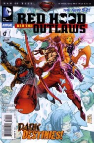 Red Hood and the Outlaws Annual 2013 #1