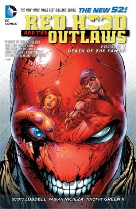 Red Hood and the Outlaws: Death of the Family #3