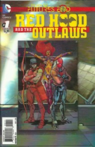 Red Hood and the Outlaws: Futures End 2014 #1