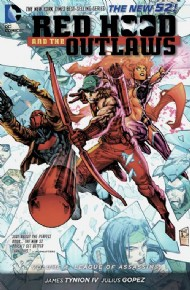Red Hood and the Outlaws: League of Assassins 2014 #4