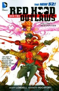 Red Hood and the Outlaws: Redemption 2012 #1