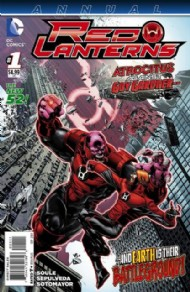 Red Lanterns Annual 2014 #1