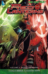 Red Lanterns: Blood Brothers 2014 #4