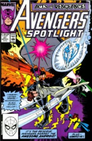 Avengers Spotlight (1st Series) 1989 - 1991 #27