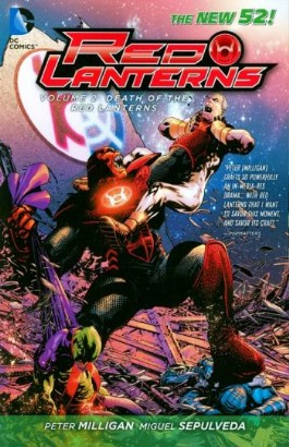 Red Lanterns: Death of the Red Lanterns #2