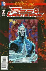 Red Lanterns: Futures End 2014 #1