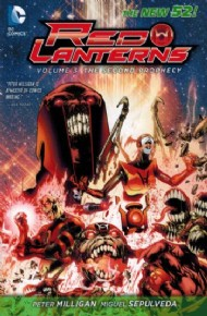 Red Lanterns: the Second Prophecy 2013 #3