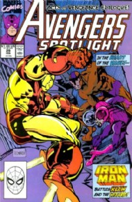 Avengers Spotlight (1st Series) 1989 - 1991 #29