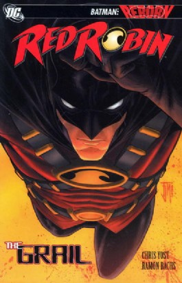 Red Robin: the Grail #1