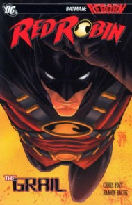 Red Robin: the Grail 2010 #1