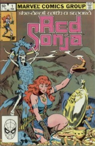 Red Sonja (2nd Series) 1983 - 1986 #1