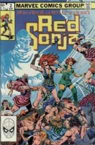 Red Sonja (2nd Series) 1983 - 1986 #2