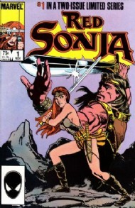 Red Sonja: the Movie 1985 #1