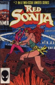 Red Sonja: the Movie 1985 #2