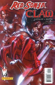 Red Sonja/Claw: the Devil's Hands 2006 #2