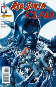Red Sonja/Claw: the Devil's Hands 2006 #3