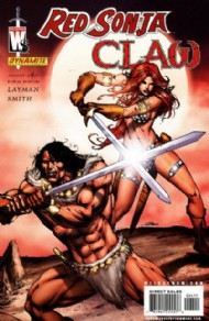 Red Sonja/Claw: the Devil's Hands 2006 #4
