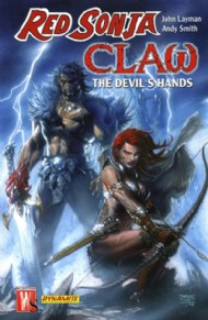 Red Sonja/Claw: the Devil's Hands 2006