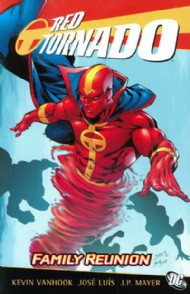 Red Tornado: Family Reunion 2010