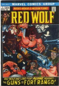 Red Wolf 1972 - 1973 #1