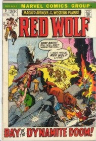 Red Wolf 1972 - 1973 #2