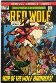 Red Wolf 1972 - 1973 #3