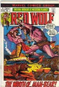 Red Wolf 1972 - 1973 #4