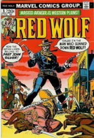 Red Wolf 1972 - 1973 #5