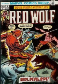 Red Wolf 1972 - 1973 #6