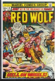 Red Wolf 1972 - 1973 #8