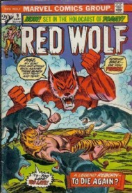 Red Wolf 1972 - 1973 #9