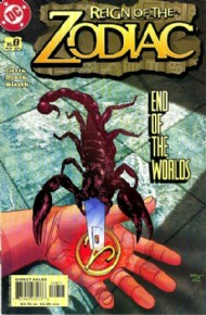 Reign of the Zodiac 2003 - 2004 #8