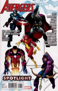 Avengers Spotlight (2nd Series) 2010