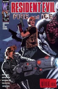 Resident Evil: Fire and Ice 2000 - 2001 #2