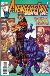 Avengers Two: Wonder Man and the Beast 2000 #1