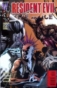 Resident Evil: Fire and Ice 2000 - 2001 #3