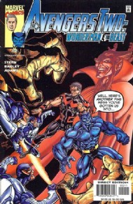Avengers Two: Wonder Man and the Beast 2000 #2