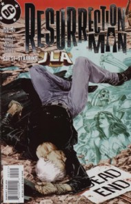 Resurrection Man 1997 - 1999 #2