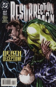 Resurrection Man 1997 - 1999 #4