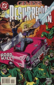 Resurrection Man 1997 - 1999 #6
