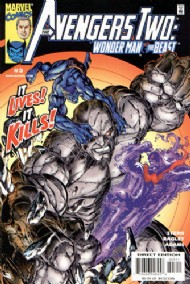 Avengers Two: Wonder Man and the Beast 2000 #3