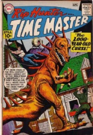 Rip Hunter Time Master 1961 - 1965 #1