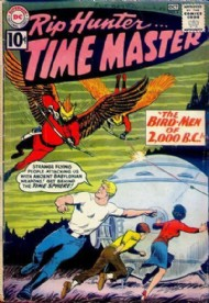 Rip Hunter Time Master 1961 - 1965 #4
