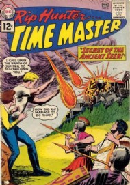 Rip Hunter Time Master 1961 - 1965 #6