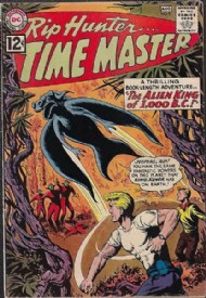 Rip Hunter Time Master 1961 - 1965 #9