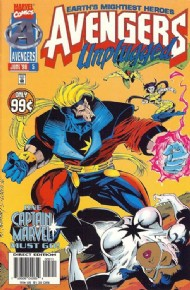 Avengers Unplugged 1995 - 1996 #5