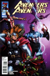 Avengers Vs. the Pet Avengers 2010 #1
